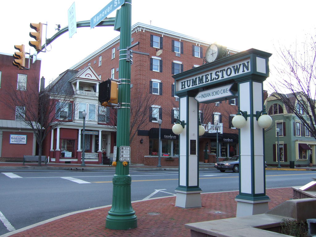 Image of Downtown Hummelstown